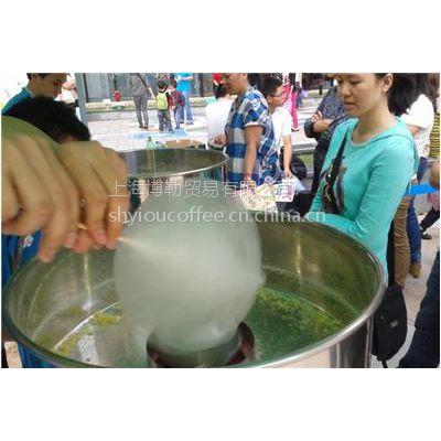 供应棉花糖机租赁 上海棉花糖机出租