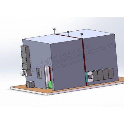供应供应高噪声机器设备的隔声降噪、风机隔声罩、噪声控制治理工程
