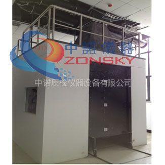 供应建筑材料或制品的单体燃烧试验机(SBI)