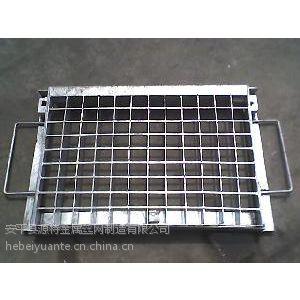 供应走道钢格栅板,黑色钢格栅板,压缩钢格栅板,网格栅板,热镀锌钢格栅板