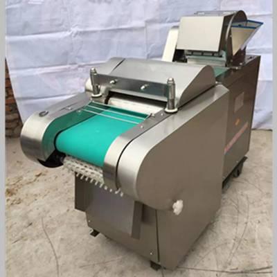 厨房切菜机多功能韭菜萝卜土豆切片机 启航牌电动海带切丝机器