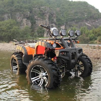 休闲娱乐公牛沙滩摩托车 四轮摩托沙滩车价格