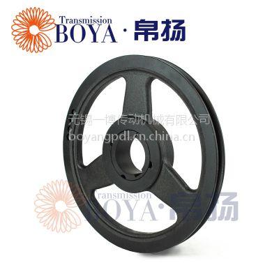 禹州皮带轮采购spa180-01选无锡帛扬锥套皮带轮厂家