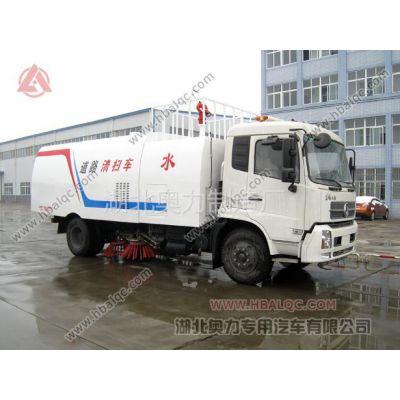 供应东风天锦大型多功能消防洒水扫路车 东风天锦大型扫路车价格