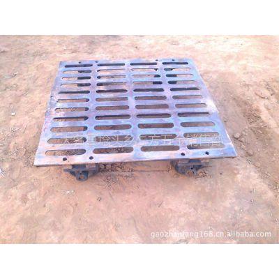 供应特价销售各种规格球墨铸铁干燥车,窑车铸钢轮