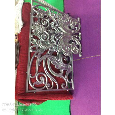 东莞护栏铝合金花500*500
