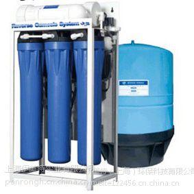 供应伊美特100-800G纯水机 商用纯水机 反渗透设备 蓝皮铁架净水器