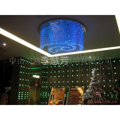 供应鸿盟科技照明光纤吊灯,光纤灯