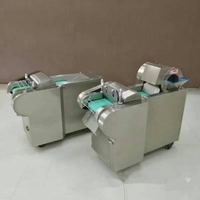 酱菜厂用蔬菜多功能切丝机 辣椒豆角切段机 土豆黄瓜萝卜切菜机