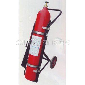 供应常州消防器材厂 手推式二氧化碳灭火器 专供免检 热销常州 苏州