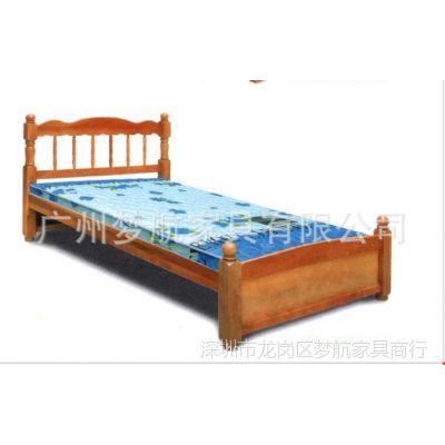 2013特价厂家供应员工宿舍家具 实木学生床公寓床宿舍床出租房床