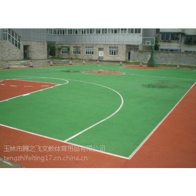 玉林哪里有供应口碑好的塑胶篮球场——玉林塑胶篮球场
