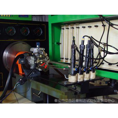 高压共轨油泵检测仪 卡特油泵油嘴试验台 PT 庆铃油泵测试仪