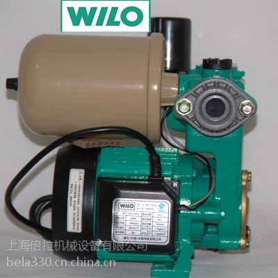 德国威乐水泵PW-252EA 家用自动增压泵 热水增压泵 自吸泵
