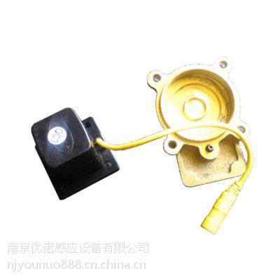 惠达感应器配件HUIDA惠达感应蹲便器HD321AC上铜盖电磁阀组合