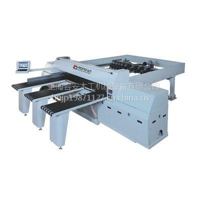 木工机械厂家出售、数控裁板锯、全自动机械手电子锯、自动排版开料锯