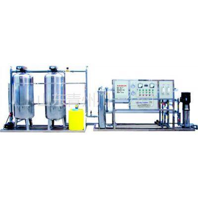 供应供应山东川一公司先进的小区分质供水设备