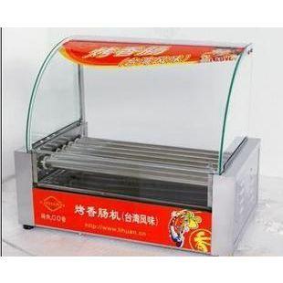 供应豪华滚轴烤肠机、烤肠机、烤肠机器