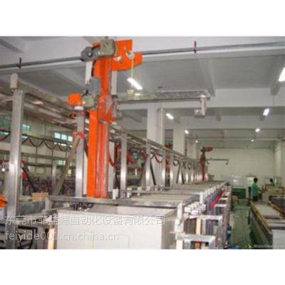 龙门式挂镀生产线、挂镀设备、菲益德电镀设备(在线咨询)