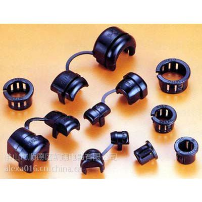 KX5N-4电源线扣 电线电缆的固定、轴承附件、布线配件