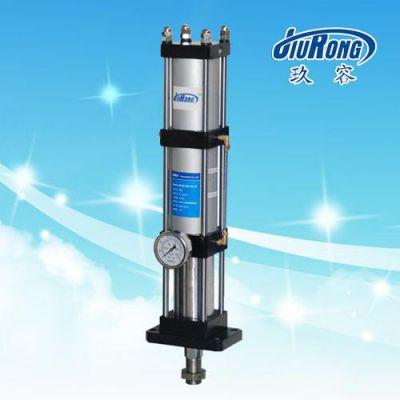 湖北气液增压缸 复合式气液增压缸 玖容气液增压缸