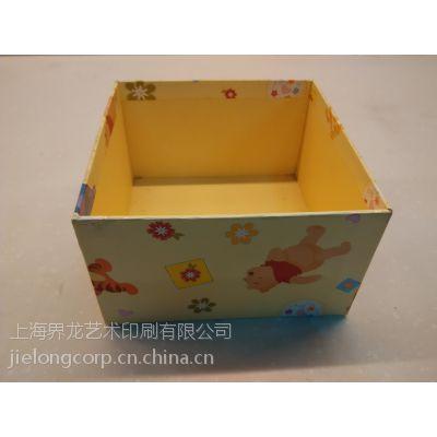 供应高档礼品包装儿童益智精细裱糊纸盒 定制礼品盒