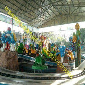 儿童精灵王国游乐设备价格如何?精灵王国游乐设施互动性强