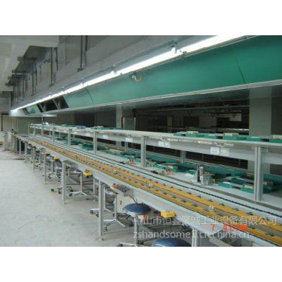 供应优质开关装配线 空调生产线 音响生产线 汽车轮毂流水线