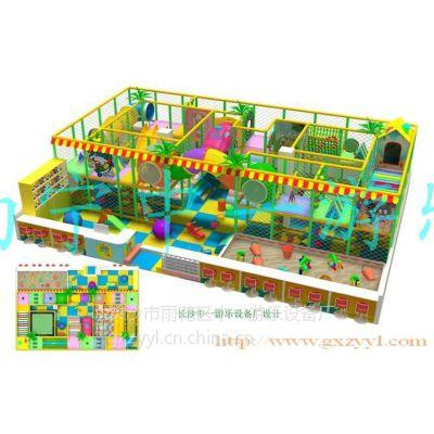 广西男淘气堡 室内儿童乐园专业定做 厂家直销