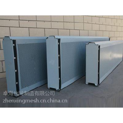 高铁声屏障 平面微孔高铁声屏障 隔音网 高铁声屏障厂家供应