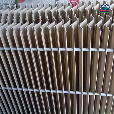 供应PP除雾器 折流板片 脱硫塔除雾器 华强厂家