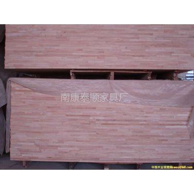 大量供应优质橡胶木指接板 木板 板材 橡胶木