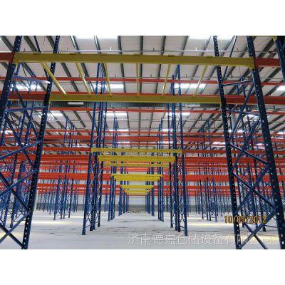 青岛货架山东重力式仓储货架济南德嘉生产重型仓储置物架