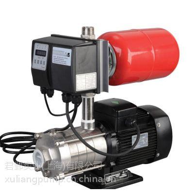 JY系列小型一体化机组,别墅专用增压机组,小型变频供水机组