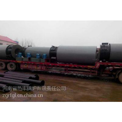热丰WRFL系列卧式燃煤燃生物质高中低温热风炉