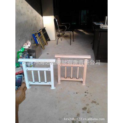 供应锌钢护栏,高品质木纹护栏,组装式栏杆,喷塑组装式扶手,栅栏,