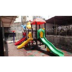 供应供应南宁幼儿园组合滑梯/小区配套游乐设施/儿童玩具