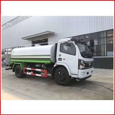 天宁区5吨洒水车配件 东风145绿化喷洒车