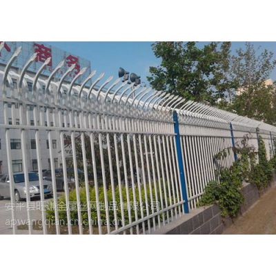 铁艺护栏、旺谦丝网(图)、太原铁艺护栏