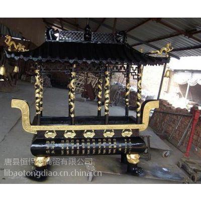 台湾双层铜香炉_恒保发定制各种香炉_双层铜香炉铸造厂家