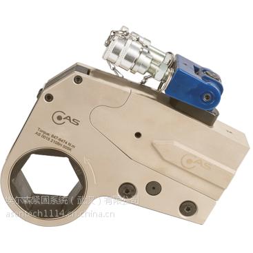钛合金|德国AS-JH系列进口超薄中空液压扳手|埃尔森AS原装液压扳手火爆热销
