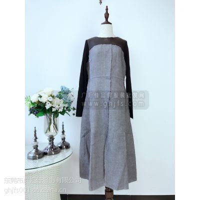 广州哪个服装批发网有云凤思儒大码女装 品牌折扣女装走份批发