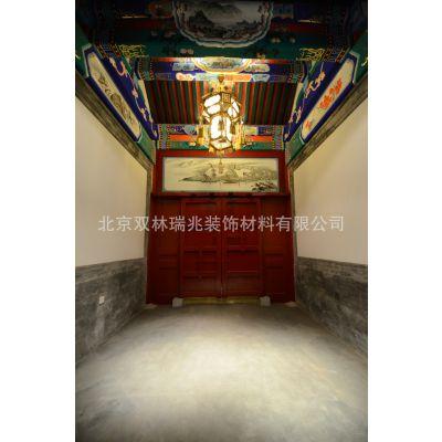 定制北京什刹海中式餐厅中式宫廷 LED灯