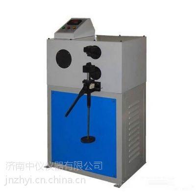 JWJ-10 电动金属线材反复弯曲试验机 济南中仪仪器有限公司