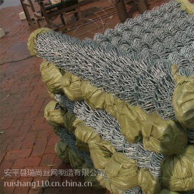勾花网厂家直销镀锌勾花网 包塑菱形网