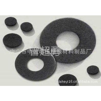 大量供应优质K329海棉垫圈,汽车密封条,PU泡棉垫圈,环保海棉块