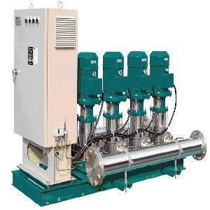 供应无负压无塔供水设备 --山东新源水处理