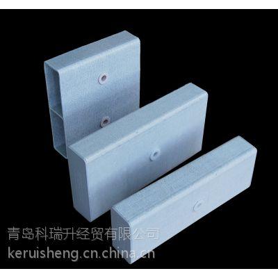 供应菏泽潍坊烟台FRP玻璃钢防腐檩条屋面檩条