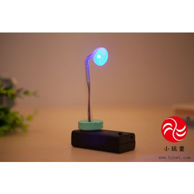实验玩具-自制小台灯