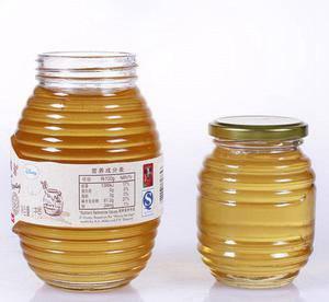 宏华出口玻璃瓶定做酱菜瓶170ml